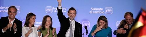 Balcon PP con Rajoy 2011