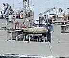 Ballenera F-74 tapada