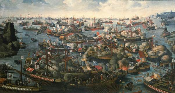 Batalla Naval de Lepanto