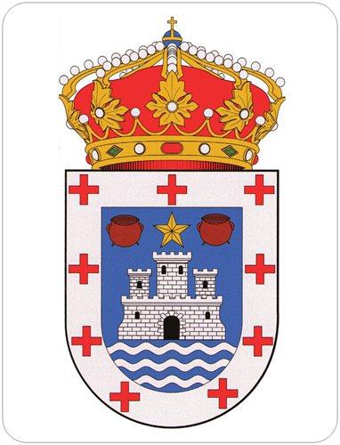 Escudo del Ayuntamiento de Oleiros