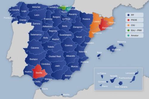 España Marea Azul