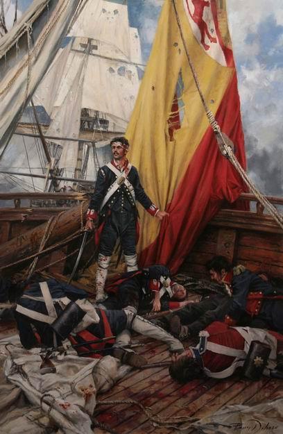 España, Mi bandera. Martín Álvarez,
