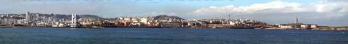 La Coruña Desde Oleiros