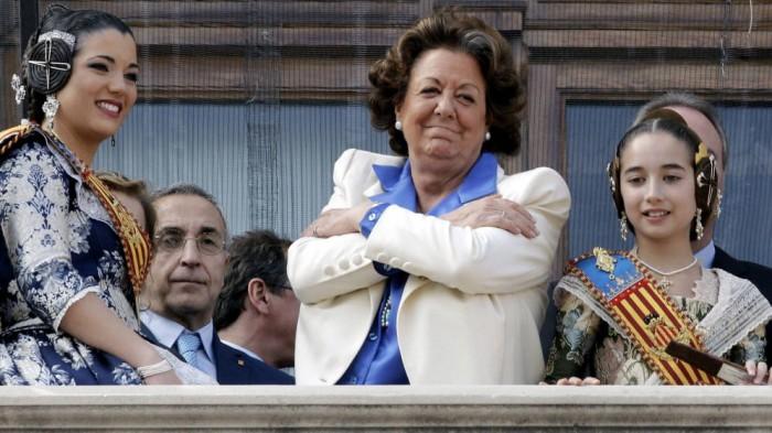 La Gran Alcaldesa de Valencia Rita Barbera