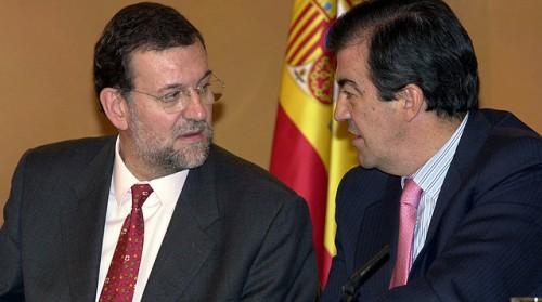 Mariano Rajoy con Cascos, Presidente de Asturias