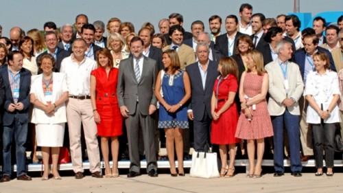 Mariano Rajoy y XVI Congreso Nacional