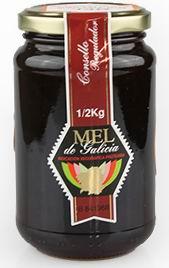 Miel de Galicia pequeña