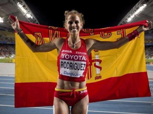 Natalia Rodríguez se trae para España, Tarragona y el Nàstic la medalla de bronce
