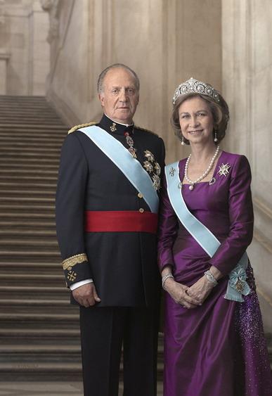 Reyes Juan Carlos y Doña Sofia 22