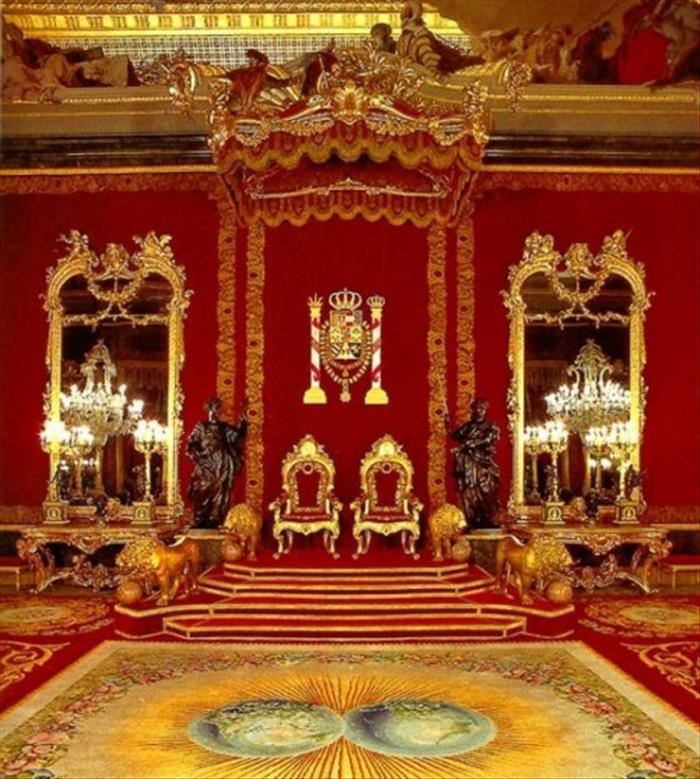Salon del Trono de España