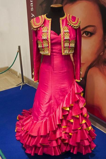 Vestido Rocio jurado Exp 92