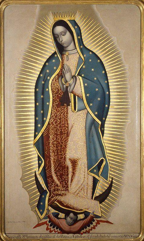 Virgen de Guadalupe Mex.