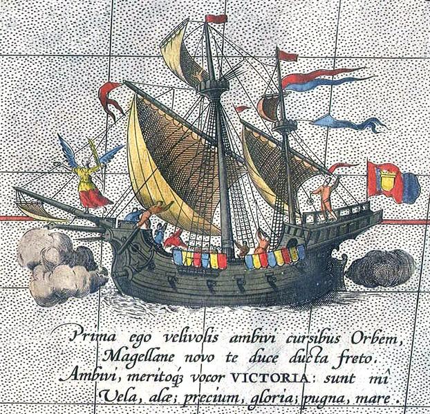 barco carabela