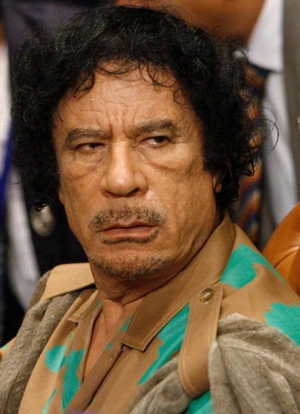 gaddafi Genocida Libio